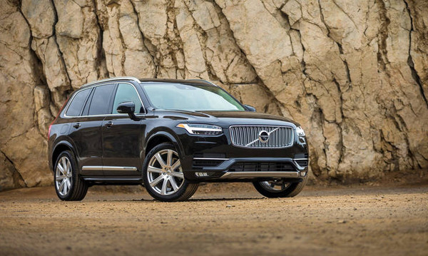 To Volvo XC90 είναι top class