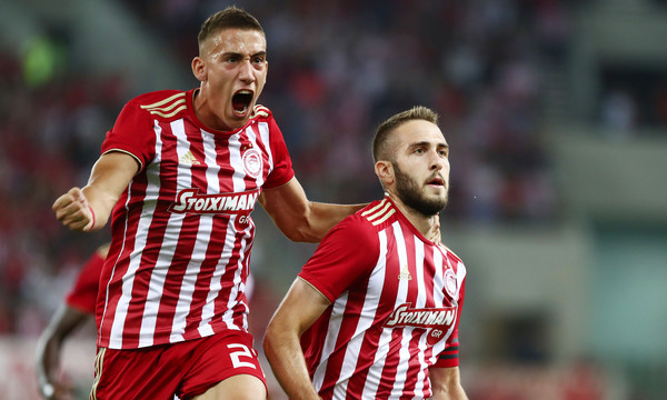 Europa League: Στην ενδεκάδα της αγωνιστικής Φορτούνης και Τσιμίκας
