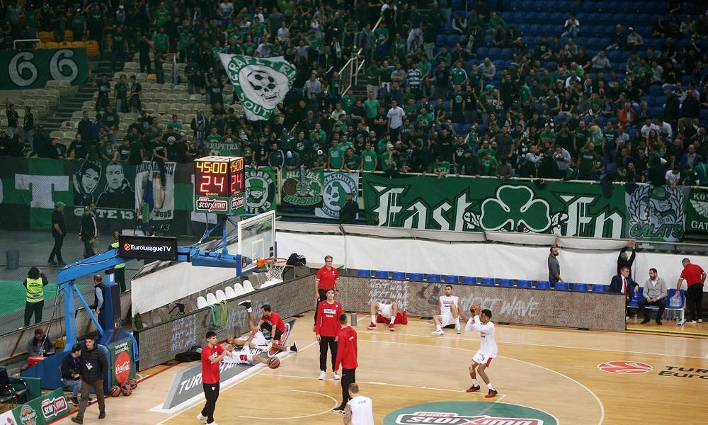 """Παναθηναϊκός ΟΠΑΠ – Ολυμπιακός: Τα... άκουσαν """"ερυθρόλευκοι"""" και Μπόγρης (vids)"""