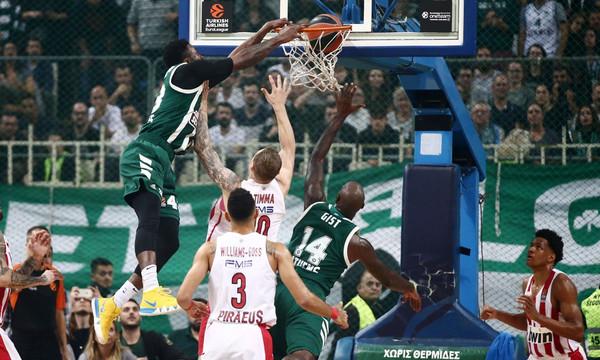 Παναθηναϊκός ΟΠΑΠ-Ολυμπιακός 93-80: «Πράσινη» λάβα... έκαψε τους Πειραιώτες!