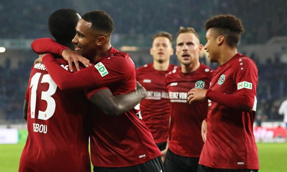 Bundesliga: Επιτέλους νίκη για Ανόβερο