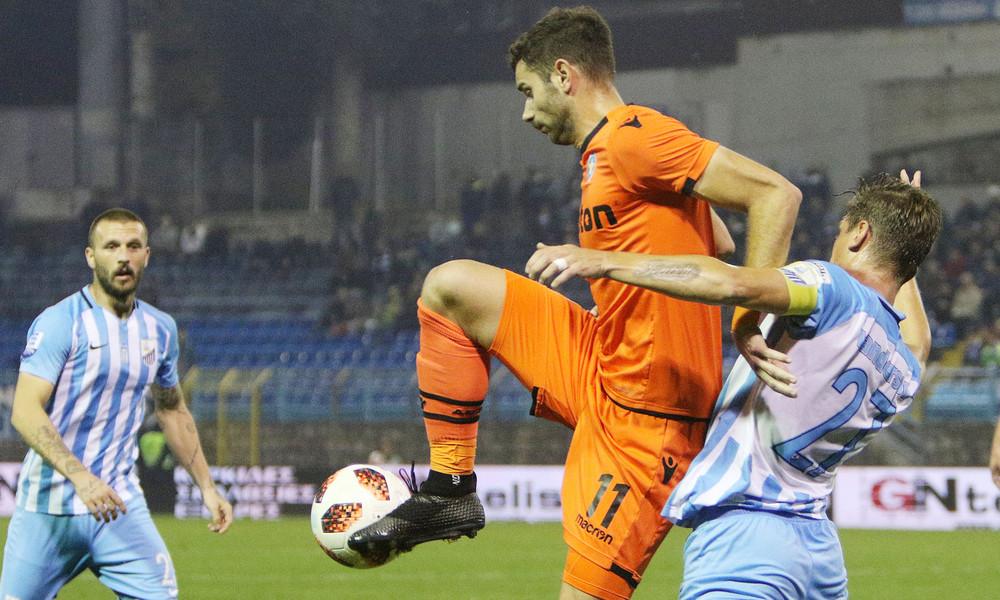 Λαμία-Αστέρας Τρίπολης 0-0: Άντεξαν με δέκα οι Φθιώτες (photos)