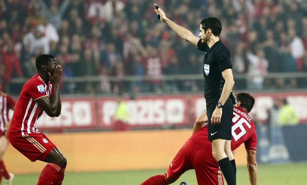 Ολυμπιακός: «Θεοδωρίδης και UEFA… ξέρουν ποιους στέλνουν»