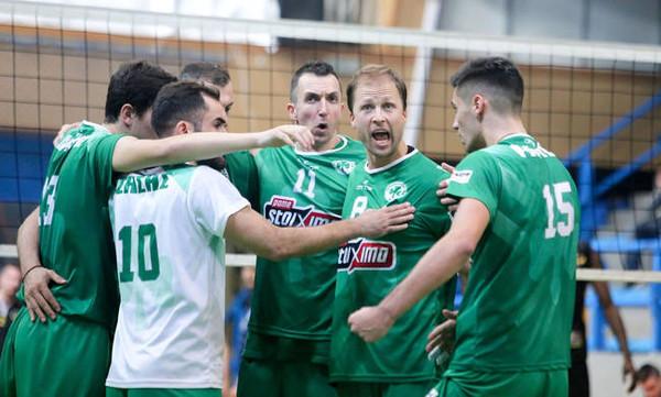 Παναθηναϊκός – Κομοτηνή 3-0: Πρώτη νίκη με… άνεση! (photos)
