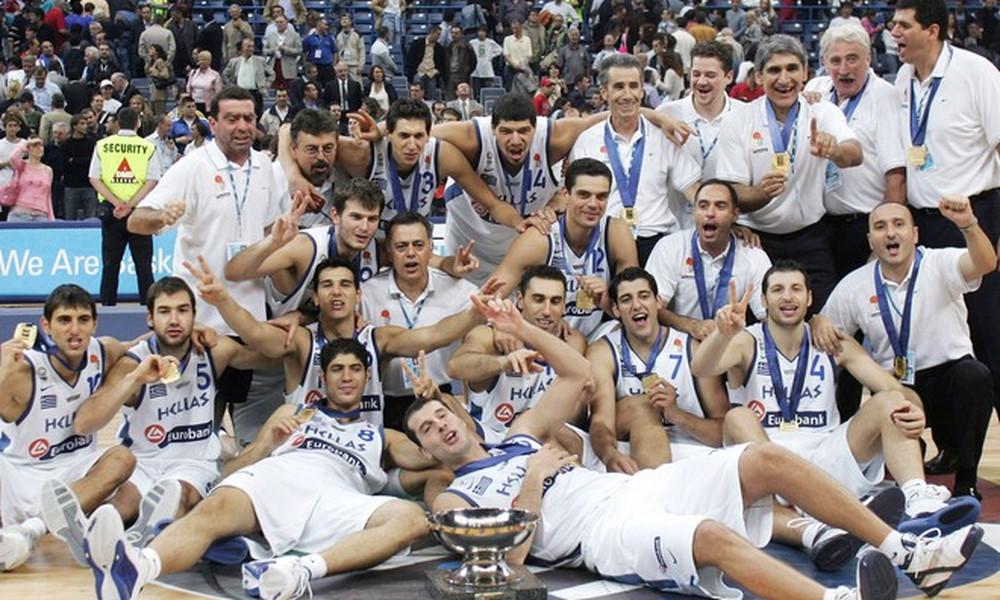 Μπάσκετ: Παίκτης της Χρυσής Εθνικής του 2005 στο τιμόνι του Κορωπίου!