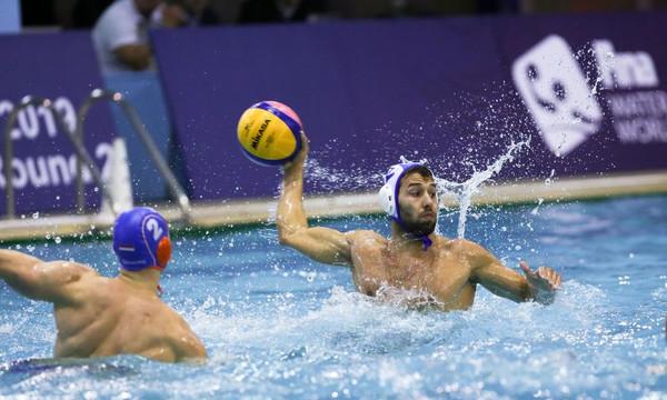 Πόλο: Εύκολη νίκη για την Ελλάδα, 14-9 την Ολλανδία