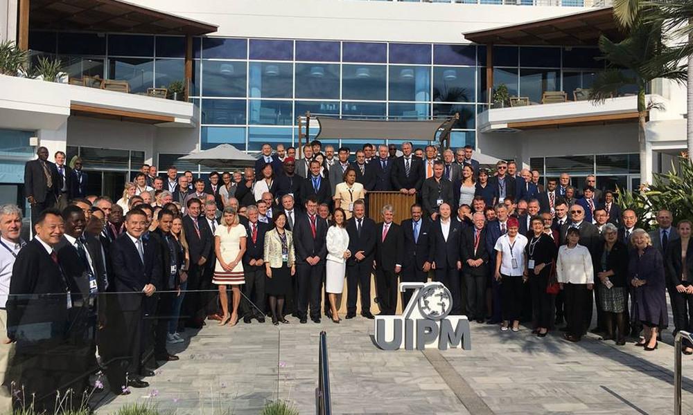 Με ελληνική παρουσία εορτάστηκαν τα 70 χρόνια της UIPM