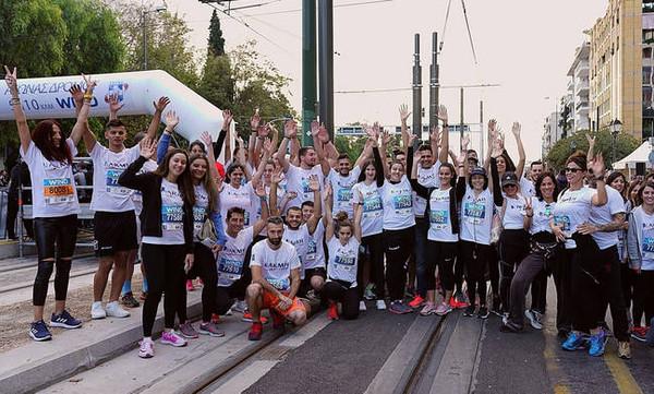 Η Running Team του ΙΕΚ ΑΚΜΗ έκλεψε τις εντυπώσεις στον 36ο Αυθεντικό Μαραθώνιο της Αθήνας