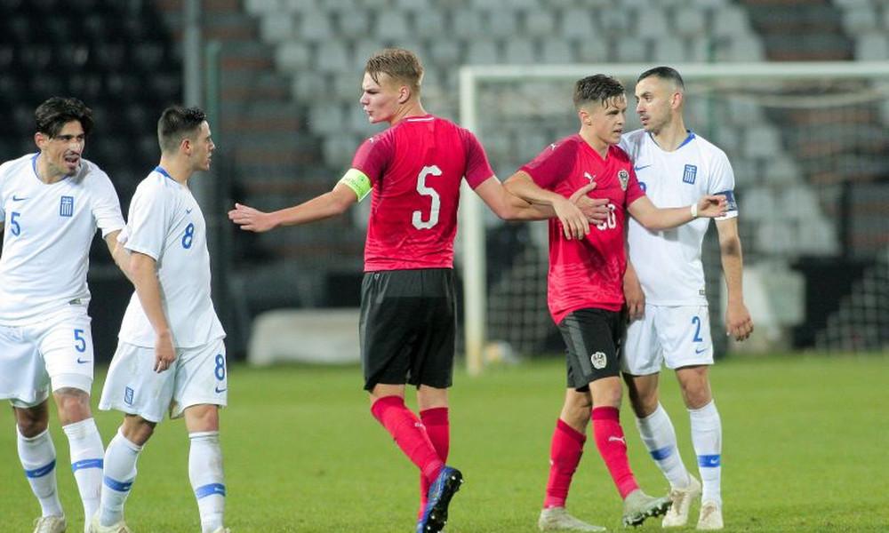 Ελλάδα – Αυστρία 0-1: Το γκολ του αγώνα (video)