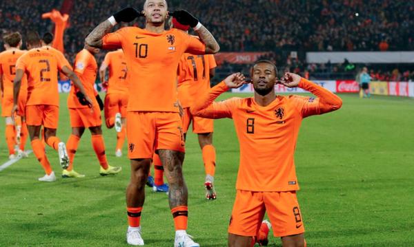 «Σφαλιάρα» της Ολλανδίας στην Παγκόσμια Πρωταθλήτρια (video)