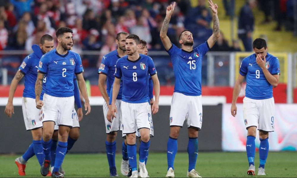 Ρέστα πρωτιάς η Ιταλία