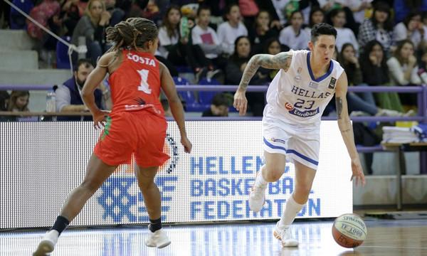 Εθνική γυναικών μπάσκετ: Ήττα στο τέλος στο Μάντσεστερ