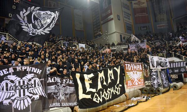 ΠΑΟΚ-Άρης: Τα εισιτήρια του ντέρμπι της Basket League