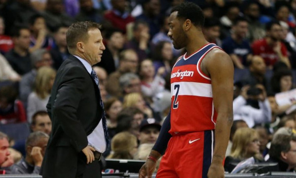 NBA: Απίθανο, δείτε για ποιο λόγο τιμωρήθηκε ο Γουόλ!