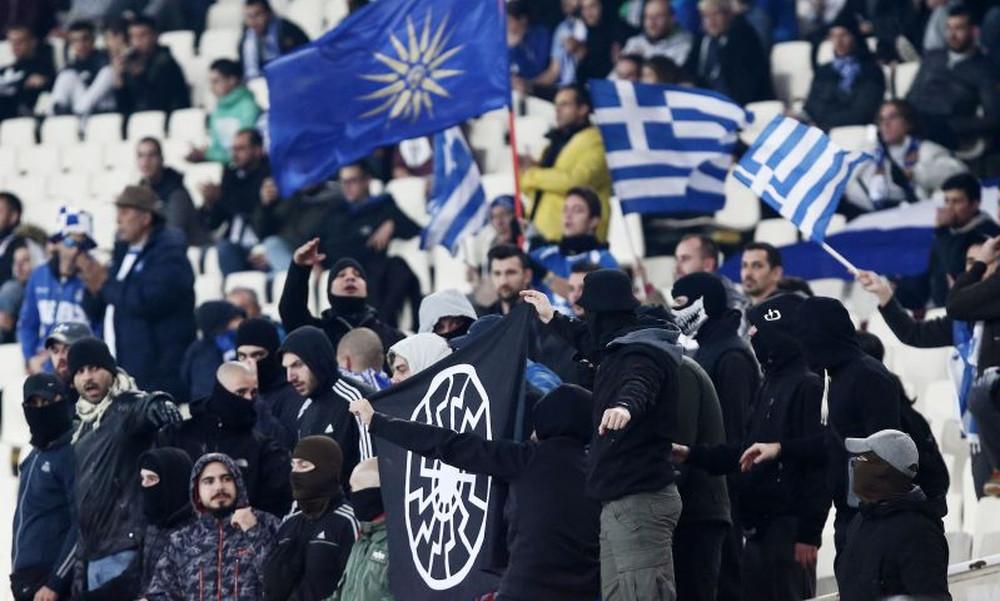 Προκαταρκτική έρευνα για τα ναζιστικά σύμβολα στον αγώνα της Εθνικής