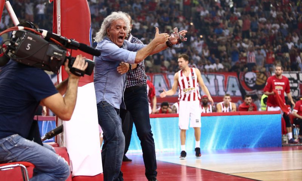 Καταδίκασε τη ρατσιστική επίθεση Τσουκαλά η Ένωση παικτών της Euroleague
