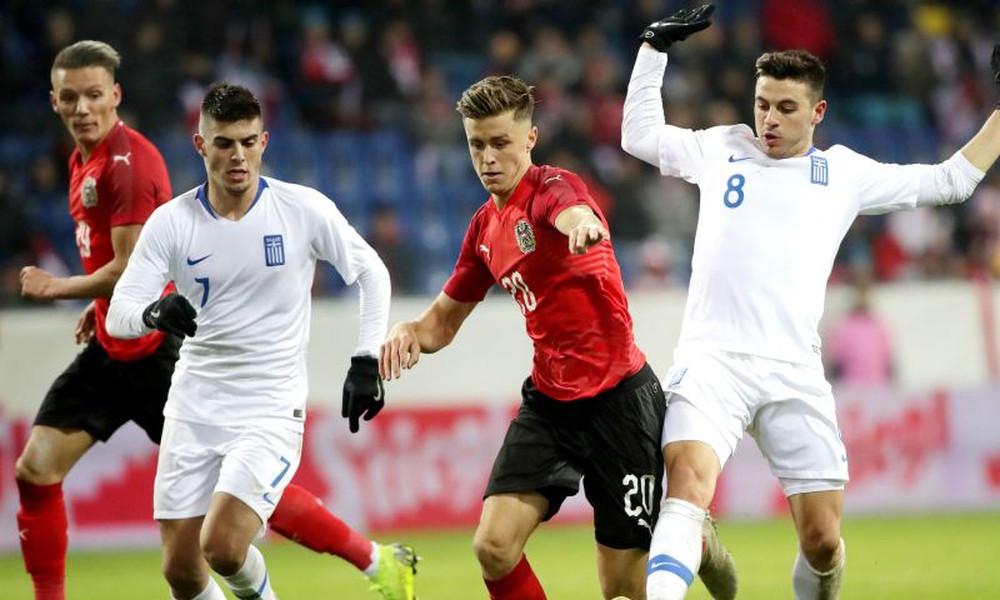 Αυστρία – Ελλάδα 1-0: «Πικρό»… αντίο στο Euro U21 (video+photos)