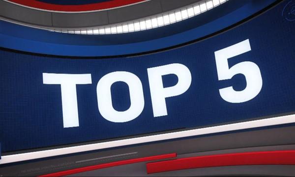 ΝΒΑ Top 5: To Buzzer Beater του Γκριν στην κορυφή! (vid)
