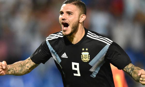 «Βόμβες» Ικάρντι για την Εθνική Αργεντινής