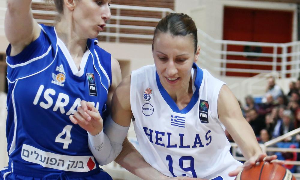 Εθνική γυναικών μπάσκετ: Νίκησε και περιμένει...