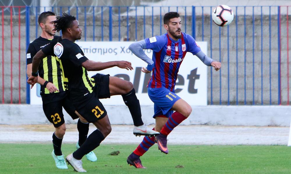 Football League: Τα γκολ της 5ης αγωνιστικής την Τετάρτη (21/11)