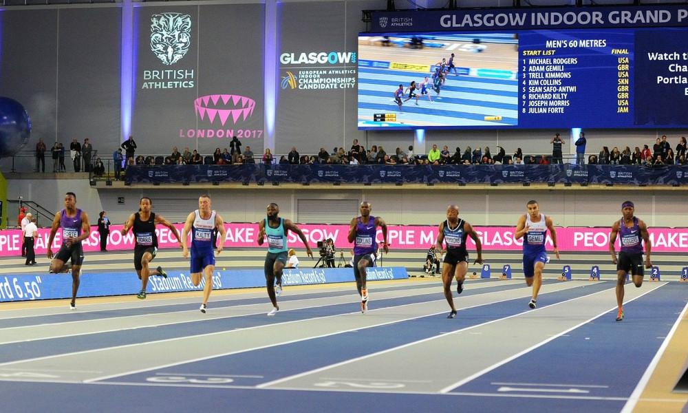 Μοιράζει… χρυσάφι στους νικητές του World Indoor Tour η IAAF