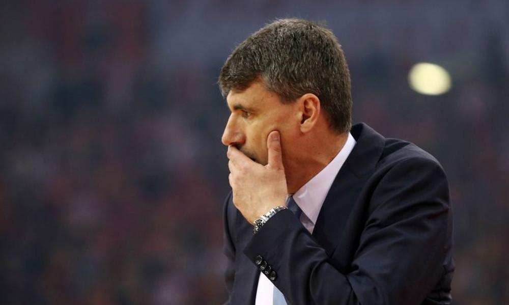 Περάσοβιτς: «Έχει πολλούς και ταλαντούχους παίκτες ο Παναθηναϊκός»