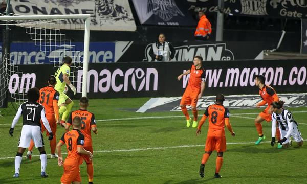 Super League: Η βαθμολογία μετά από τα ματς του Σαββάτου (24/11)