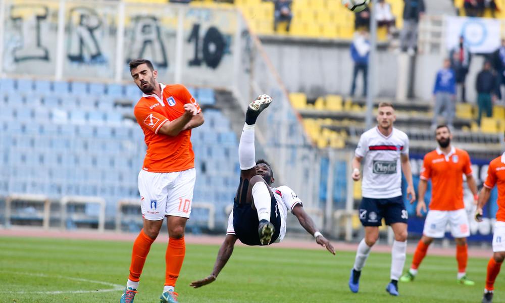 Football League: Ξέσπασε ο Ηρακλής, έχασε την πρωτιά ο Εργοτέλης