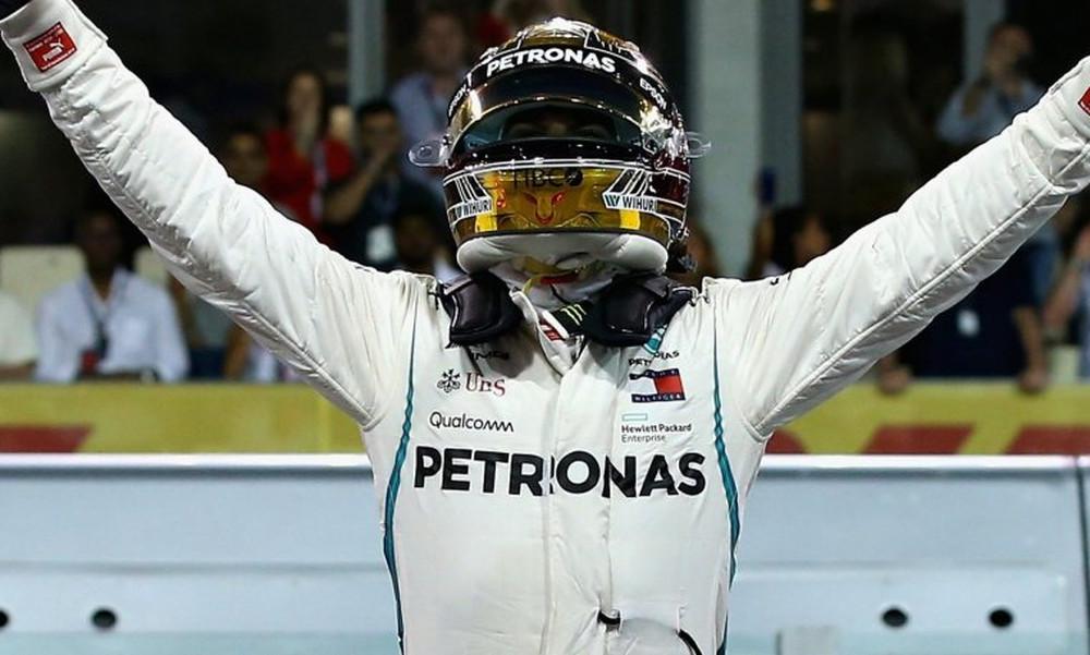 Formula 1: Έκλεισε τη χρονιά με νίκη ο Χάμιλτον, είπε «αντίο» ο Αλόνσο (video)