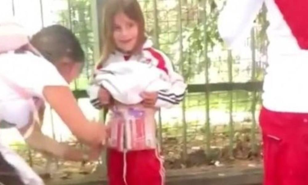 Ρίβερ-Μπόκα: Συνελήφθη η οπαδός που έζωσε με φωτοβολίδες το κοριτσάκι! (video)