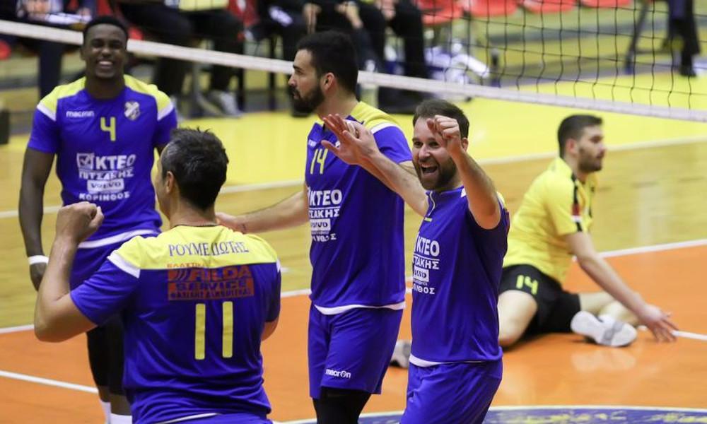 Τεράστια νίκη ο Παμβοχαϊκός, 3-1 στην έδρα της ΑΕΚ (photos)