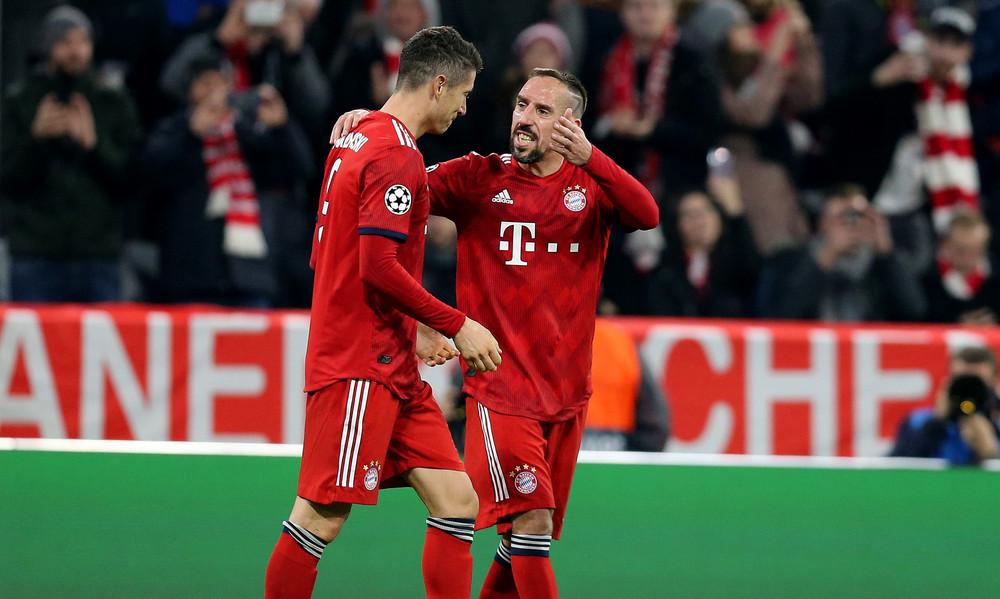 Πολλά γκολ στη Γερμανία