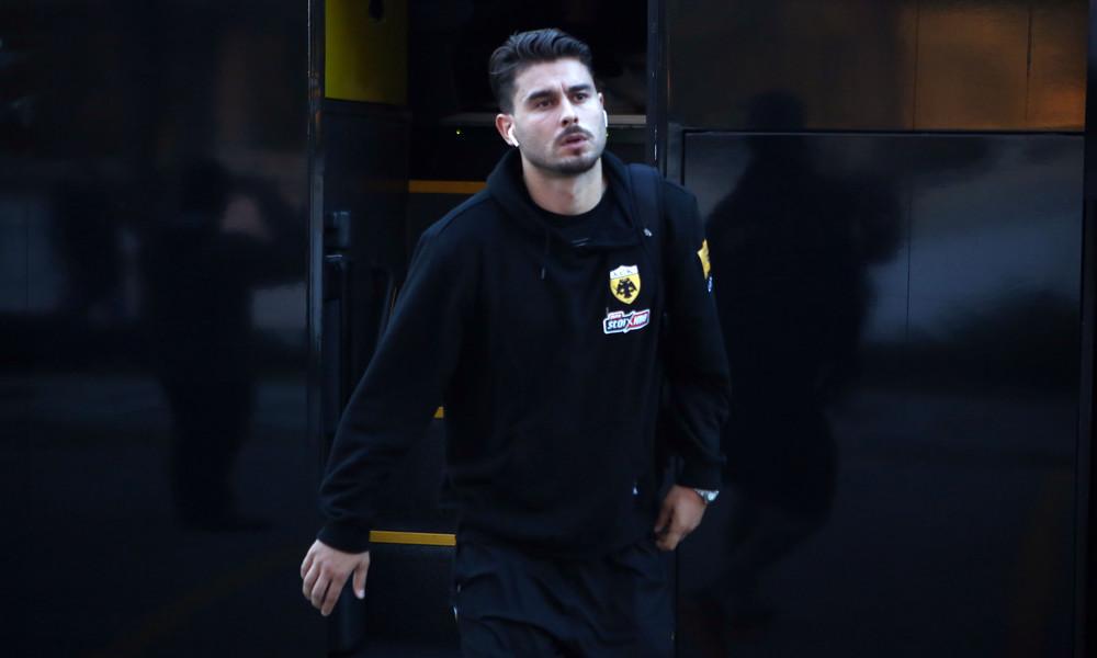 Αϊντάρεβιτς: «Θα παλέψω για κάτι άλλο, κάπου αλλού»
