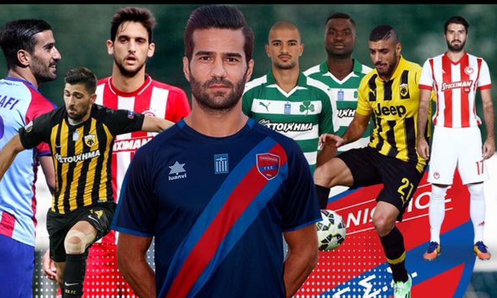 """Πανιώνιος: Ο """"τροφοδότης"""" του ελληνικού ποδοσφαίρου"""