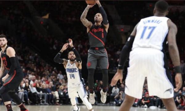 NBA: Ασταμάτητοι Μπλέιζερς και Κλίπερς! (vid)