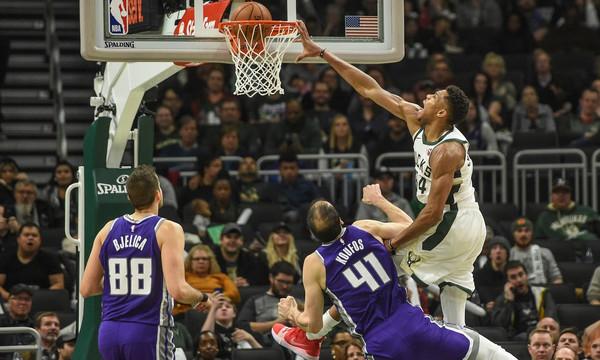 NBA: Τα καλύτερα καρφώματα της χρονιάς (vid)