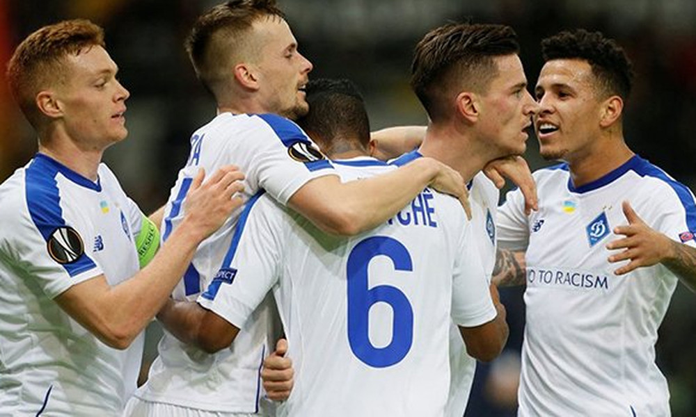 Europa League: Βέρμπιτς και πρώτη η Ντινάμο Κιέβου