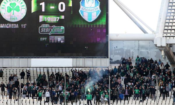 Super League: Πρόστιμα σε Παναθηναϊκό, Παναιτωλικό