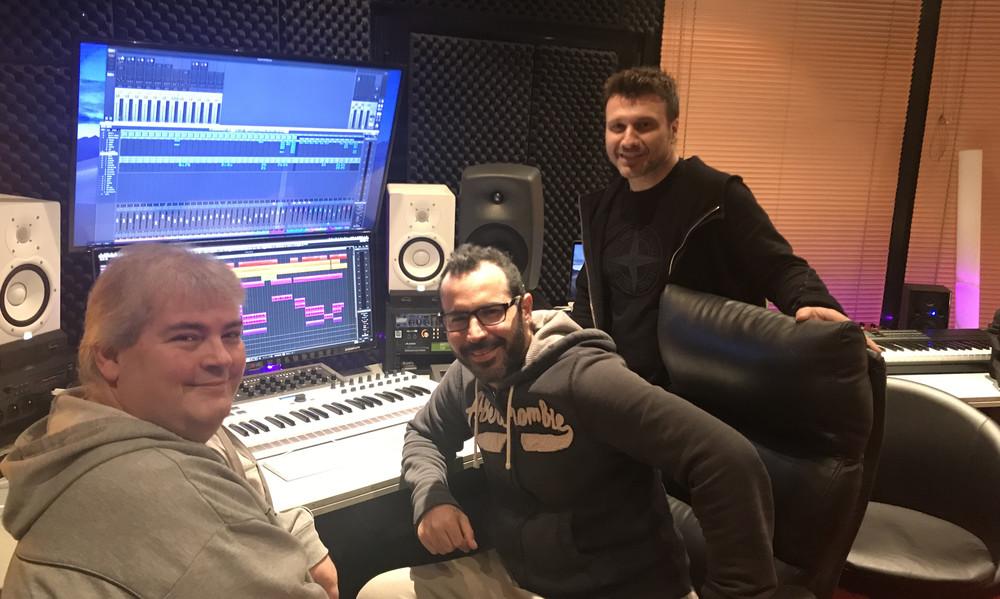 Γιάννης Πλούταρχος: Στην τελική ευθεία για το νέο του τραγούδι