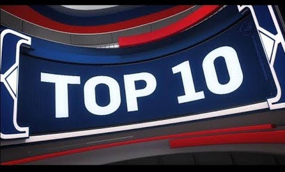 ΝΒΑ Τοp 10: Με Χεζόνια στην κορυφή! (vid)