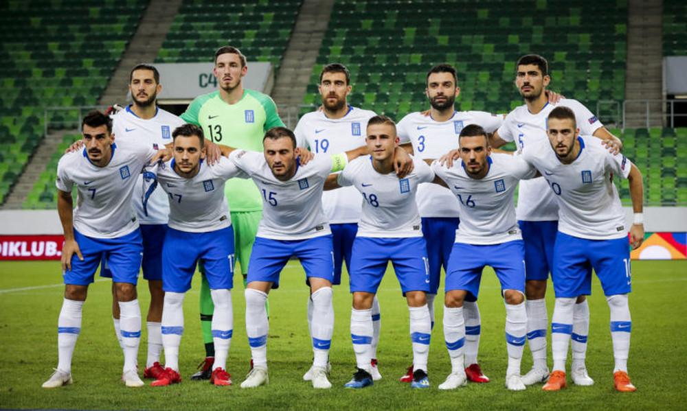 Προκριματικά Euro 2020: Όμιλος «βουνό» για την Εθνική μας