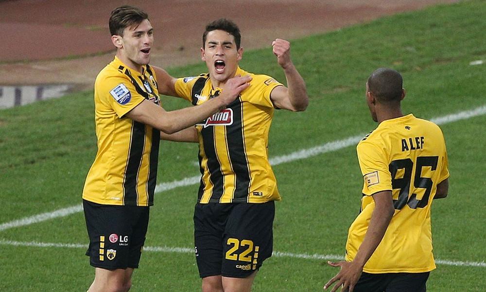ΑΕΚ-Ξάνθη 2-0: «Ξόρκισε» τον τραγικό Νοέμβριο με νίκη-γιατρικό!