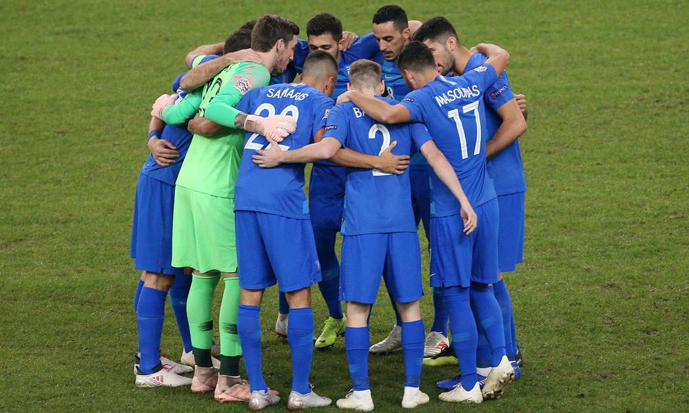 Euro 2020: Το πρόγραμμα της Εθνικής στα προκριματικά