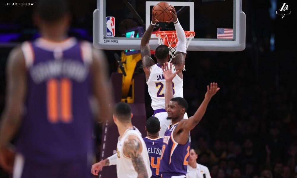 NBA: Άνετη νίκη για Λέικερς (vid)