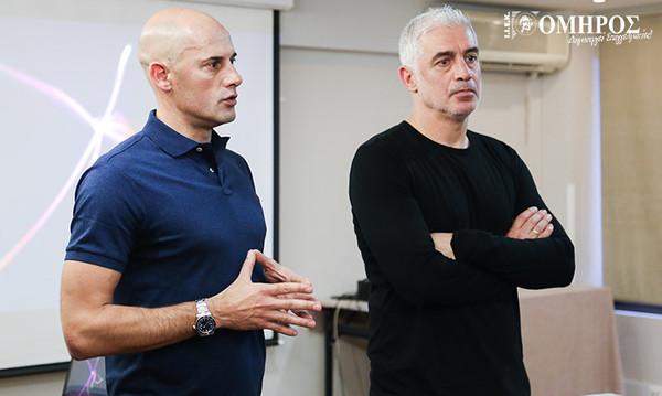 Τζόρτζεβιτς και Νικοπολίδης πρωταθλητές και στην Εκπαίδευση!