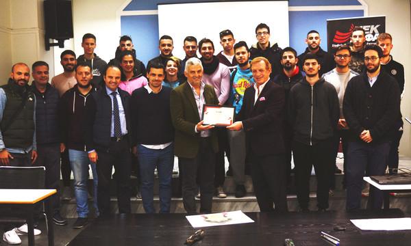 ΙΕΚ ΑΛΦΑ Αθήνας: Έμφαση στην εκπαίδευση του προπονητή στο σεμινάριο Προπονητικής με τον Σάκη Τσιώλη