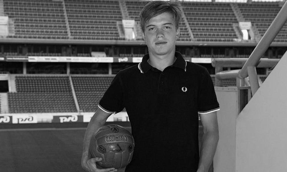 Θρήνος στο ρωσικό ποδόσφαιρο! «Έφυγε» 18χρονος παίκτης της Λοκομοτίβ Μόσχας (photo)