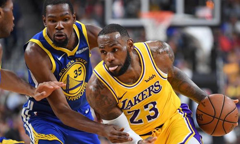 NBA: Η κατάταξη σε Ανατολή και Δύση (pics)