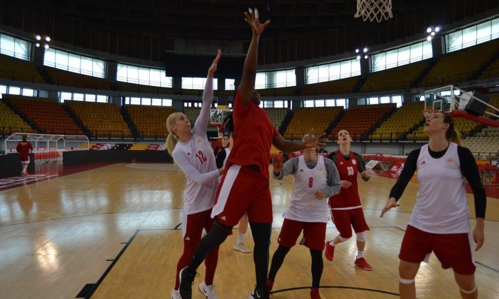 Στο ΣΕΦ με την TTT Riga ο Ολυμπιακός (photos)